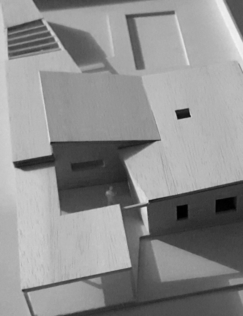 maquette-maison-architecture